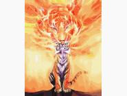 Животные и рыбки Энергия тигра