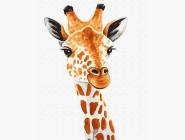 Животные и рыбки Жираф