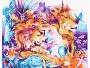 Животные и рыбки Гармония любви