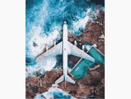 Космос, машины, самолеты Над океаном