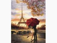 Романтика, любовь Свидание в Париже