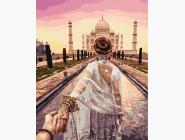 Следуй за мной Агра, Индия