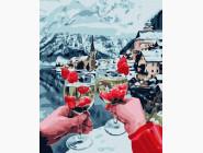 Шампанское в горах