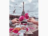 Романтика, любовь Доброе утро в Париже