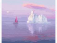 Пейзаж и природа Айсберги