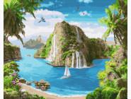 Пейзаж и природа Райский уголок