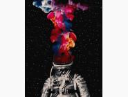 Портреты, люди на картинах по номерам Открытый космос