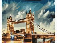 картина по номерам Тауэрский мост