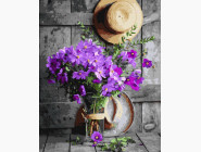 Цветы, натюрморты, букеты Цветочная композиция