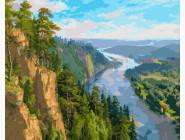 Пейзаж и природа Северная река