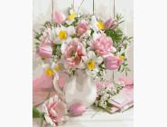 Цветы, натюрморты, букеты Дачный букет