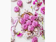 Цветы, натюрморты, букеты Цветочный завтрак