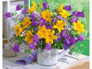 Цветы, натюрморты, букеты Букет цветов