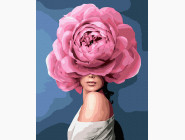 Цветы, натюрморты, букеты Бутон пиона