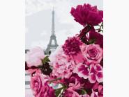 Цветы, натюрморты, букеты Цветы Парижа