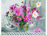 Цветы, натюрморты, букеты Полевой букет