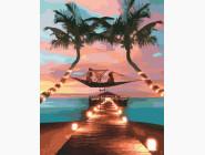Романтика, любовь Романтика на Мальдивах