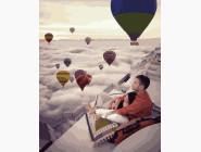 Романтика, любовь Восхищаясь красотой полета