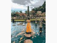 Портреты, люди на картинах по номерам На Бали