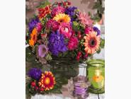 Цветы, натюрморты, букеты Цветочная терапия
