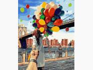Городской пейзаж Следуй за мной. Бруклинский мост