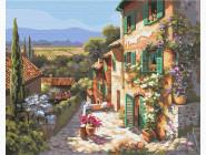 Городской пейзаж Солнечная Сицилия