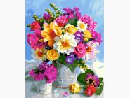 Цветы, натюрморты, букеты Сказочный букет