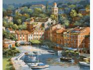 Итальянская деревня
