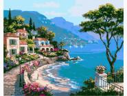 Море, морской пейзаж, корабли Райский уголок