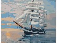Величественный корабль