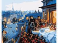 Парижский балкон