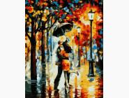 Танец под дождём