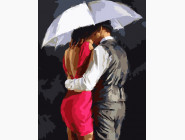 Романтика под зонтом