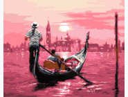 В розовом свете