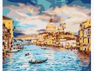 Города мира и Украины: картины без коробки Небесная Венеция
