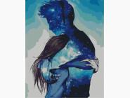 Романтика и влюбленные: картины без коробки Душевная связь