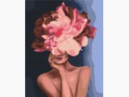 Букеты и натюрморты: картины без коробки Изящный цветок