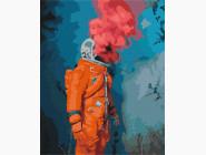 Портреты и знаменитости: раскраски без коробки Космический герой