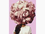 Букеты и натюрморты: картины без коробки Цветочное головокружение