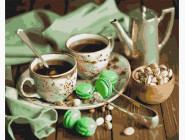 Раскраски для кухни Мятное чаепитие