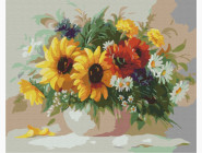 Букеты и натюрморты: картины без коробки Солнечный натюрморт