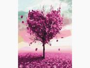 Природа и пейзаж: картины без коробки Дерево любви