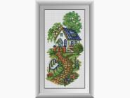 Природа и пейзажи Уютный домик