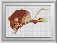 Животные и жители моря Полевой мышонок