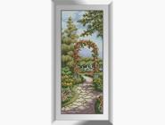 Природа и пейзажи Цветочная арка