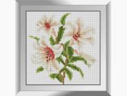 Цветы и букеты Букетик с лилиями