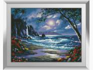 Морские пейзажи Ночное море