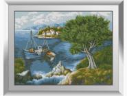 Морские пейзажи Морской город