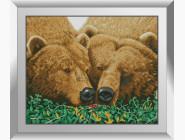 Пара медведей