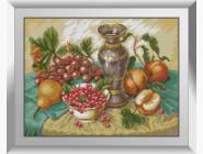 Натюрморт, фрукты и овощи Натюрморт со смородиной
